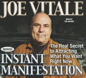 Lydbog, CD Instant Manifestation af Joe Vitale