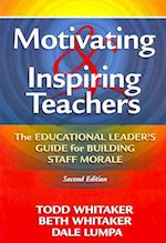 Motivating & Inspiring Teachers af Todd Whitaker