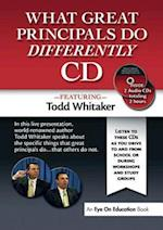 What Great Principals Do Differently Audio CD