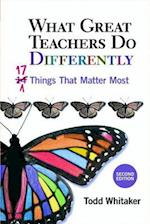 What Great Teachers Do Differently af Todd Whitaker