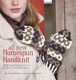 All New Homespun Handknit af Amy Clarke Moore