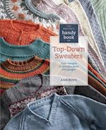 Knitter's Handy Book of Top-Down Sweaters af Ann Budd