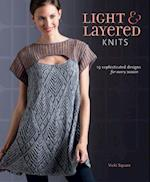 Light & Layered Knits af Vicki Square