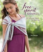 Free Spirit Shawls af Lisa Shroyer