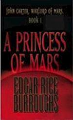 A Princess of Mars, John Carter, Warlord of Mars, Book 1