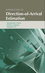 Introduction to Direction-of-Arrival Estimation
