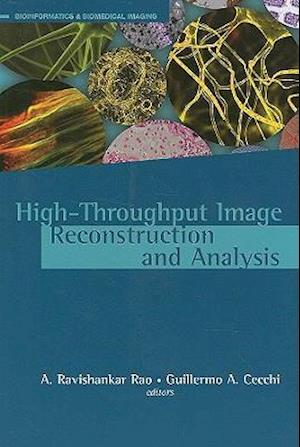 High-Throughput Image Reconstruction and Analysis