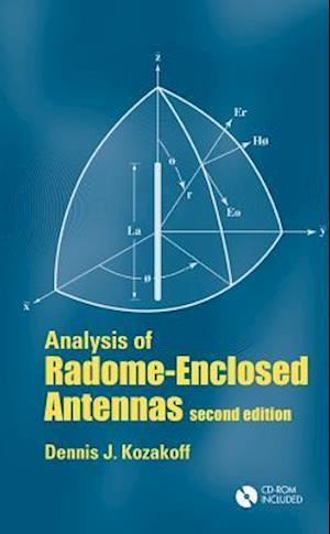 Analysis of Radome Enclosed Antennas