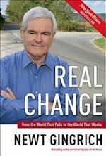Real Change af Newt Gingrich, Rick Tyler, Vince Haley