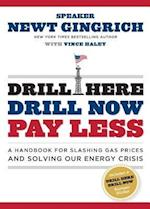 Drill Here, Drill Now, Pay Less af Newt Gingrich, Vince Haley