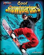 Cool Snowboarders (X-moves)