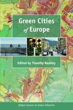 Green Cities of Europe af Timothy Beatley
