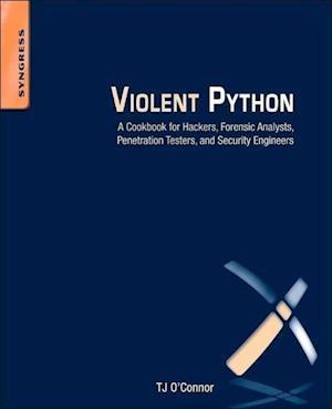Bog, paperback Violent Python af TJ O'Connor