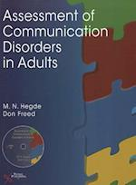 Assessment of Communication Disorders in Adults [With CD (Audio)] af M. N. Hegde, Don Freed