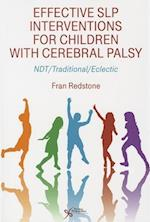Effective SLP Interventions for Children With Cerebral Palsy