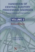 Handbook of Central Auditory Processing Disorder: Comprehensive Intervention