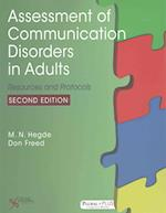 Assessment of Communication Disorders in Adults