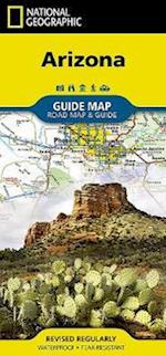 National Geographic Arizona af National Geographic, National Geographic Maps