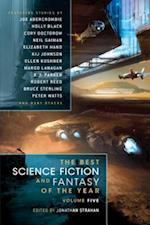 The Best Science Fiction and Fantasy of the Year af Jonathan Strahan