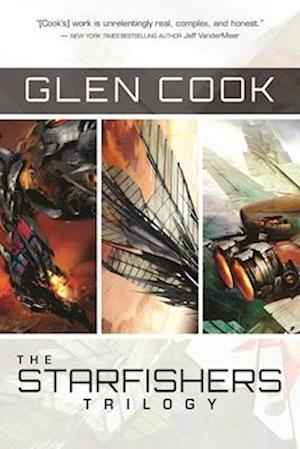 Bog, paperback The Starfishers Trilogy af Glen Cook