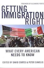 Getting Immigration Right