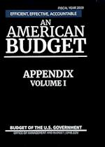 Budget of the U.S. Government Fiscal Year 2019 Appendix (BUDGET OF THE UNITED STATES GOVERNMENT APPENDIX)