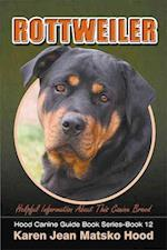 Rottweiler (Hood Canine Guide Book)