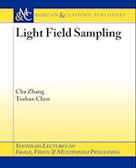 Light Field Sampling (Synthesis Lectures on Image, Video, & Multimedia Processing)