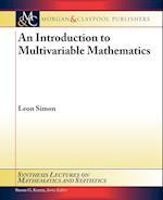An Introduction to Multivariable Mathematics af Leon Simon, Steven G Krantz, Steven Krantz