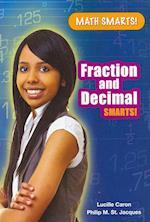 Fraction and Decimal Smarts! (Math Smarts!)