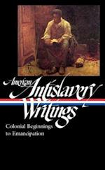 American Antislavery Writings (The Library of America)