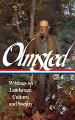 Frederick Law Olmsted (The Library of America)