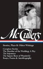 Carson McCullers (The Library of America, nr. 287)