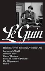 Ursula K. Le Guin (Library of America (Hardcover), nr. 296)