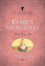 Elsie's Young Folks af Martha Finley