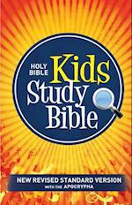 NRSV Kids Study Bible with the Apocrypha