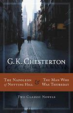 The Napoleon of Notting Hill and the Man Who Was Thursday
