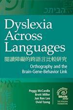 Dyslexia Across Languages af Brett Miller, Jun Ren Lee, Ovid J L Tzeng