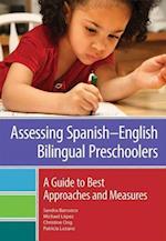Assessing Spanish-English Bilingual Preschoolers