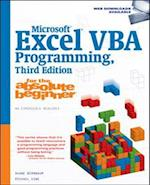 Microsoft Excel Vba Programming, for the Absolute Beginner