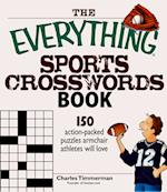 The Everything Sports Crosswords Book