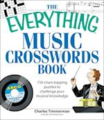 Everything Music Crosswords Book af charles Timmerman