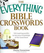 The Everything Bible Crosswords Book af charles Timmerman