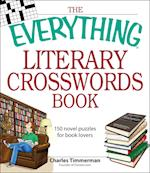 The Everything Literary Crosswords Book af charles Timmerman