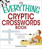 The Everything Cryptic Crosswords Book