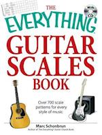 The Everything Guitar Scales Book (The Everything Series)
