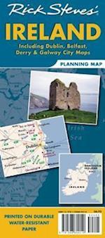 Rick Steves' Ireland Planning Map