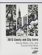 County and City Extra 2013 (County and City Extra Series)