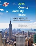 County and City Extra 2015 (County and City Extra Series)
