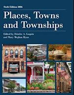 Places, Towns and Townships 2016 (PLACES, TOWNS, AND TOWNSHIPS)